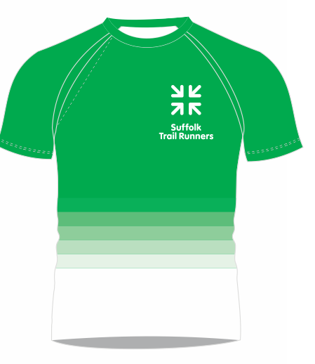 Front view of branded T-shirt